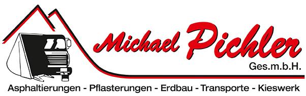 Kieswerk, Erbau, Pflasterungen Logo
